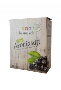 Aroniasaft, Bag-in-Box 3 Liter
