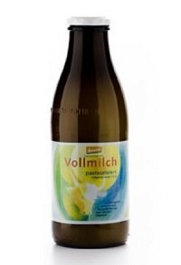 Pastmilch Demeter 1l