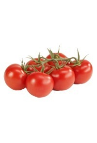 Tomaten Rispe